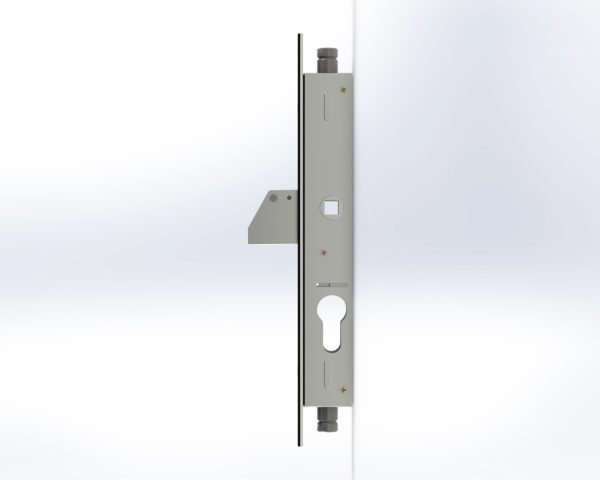 serratura 911 siver entrata 19 revisteel