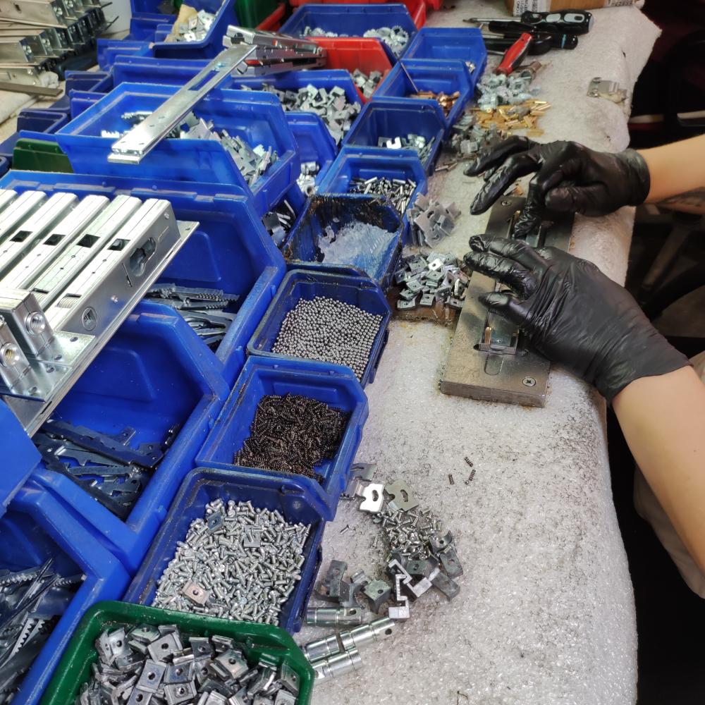 Produzione serrature